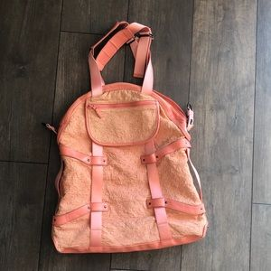 Rare Lululemon Circuit Gym Bag